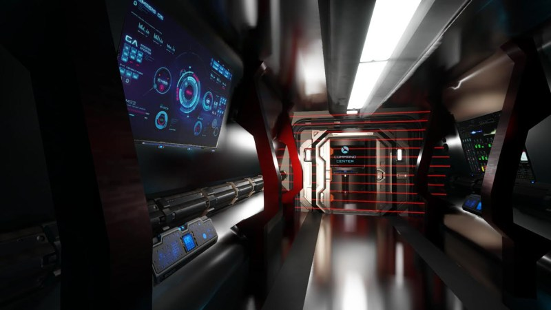 Inside a Dual Universe Space Station