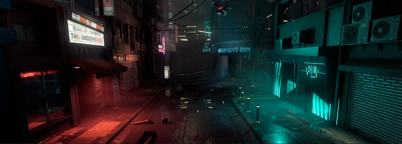 Crytek Cryengine Environment made to show off the Android Beta