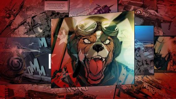 DOGFIGHTER -WW2- artwork
