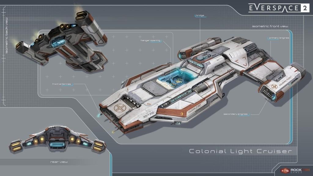Everspace 2_colonial_light_cruiser_detailing_v02b