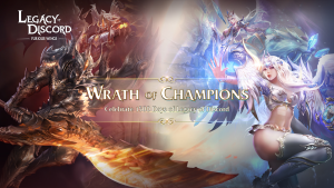 Legacy of Discord Wrath of Champions