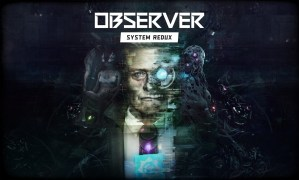 Observer: System Redux logo and artwork