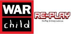 War Child, RE-PLAY Logo