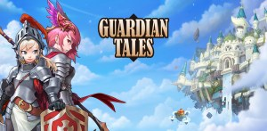 Kakao Games' Gaurdian Tales logo
