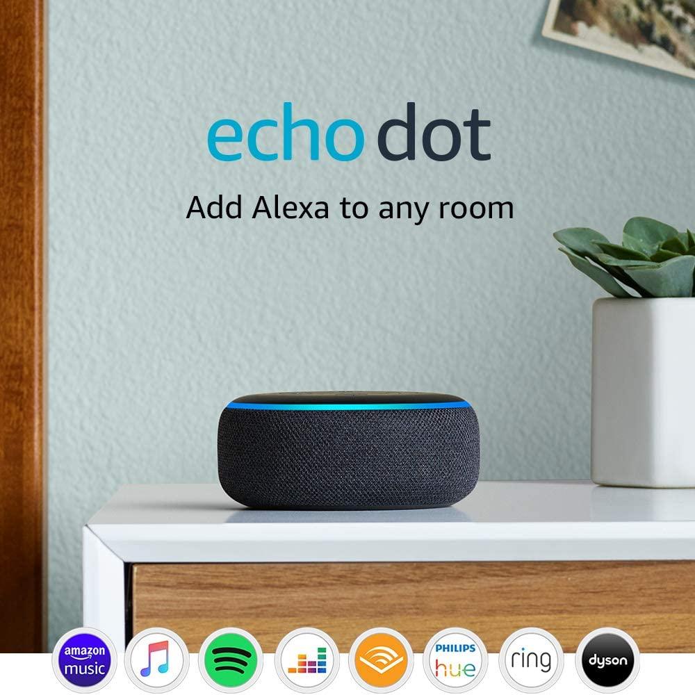 Amazon Echo Dot Any Room