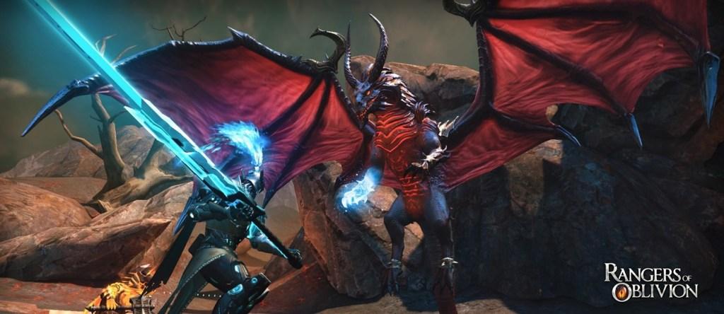 Rangers of Oblivion Behemoth