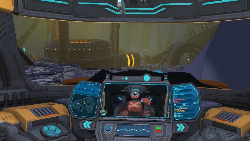 The Last Taxi gameplay screenshot