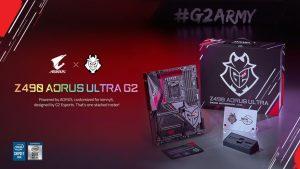 Z490 AORUS ULTRA G2