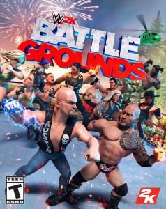 WWE Battlegrounds Logo