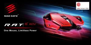 Mad Catz R.A.T. 8+ ADV High-Performance Gaming Mouse image