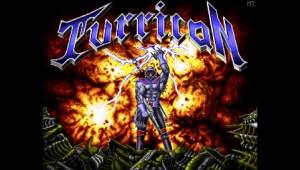 Turrican Logo