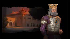 Civilization VI Basil II of Byzantium