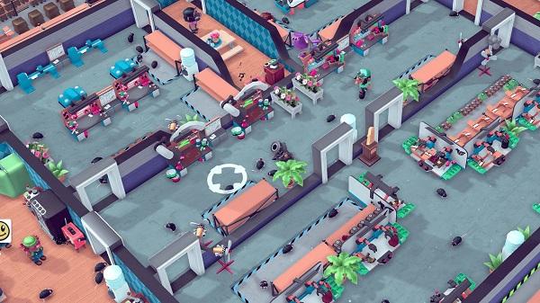 Little Big Workshop gameplay