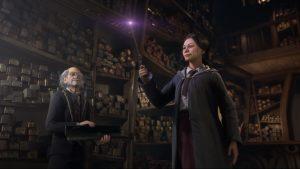 Hogwarts Legacy Wand Screenshot