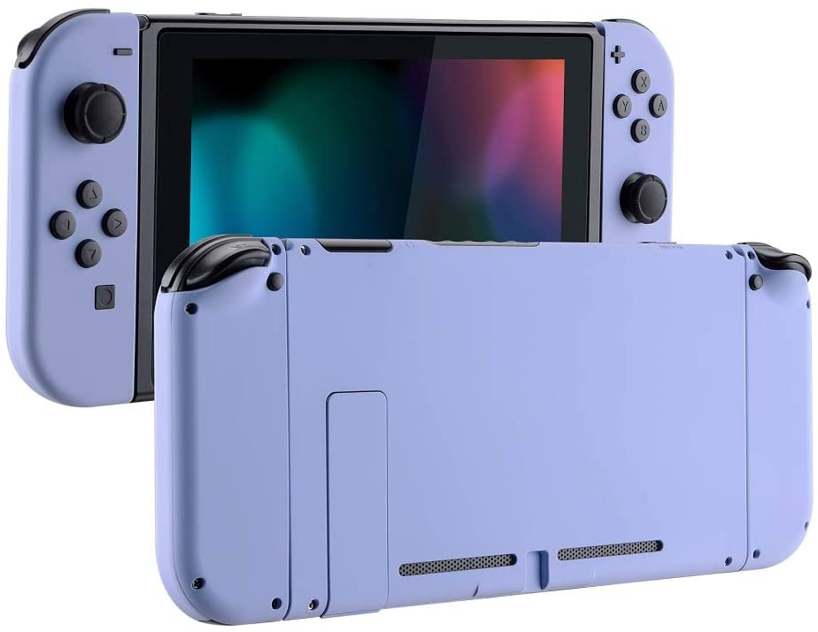 eXtremerate Nintendo Switch casing in purple