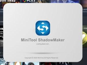 MiniTool ShadowMaker Pro 3.5 logo