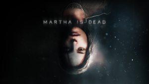 Martha Is Dead logo