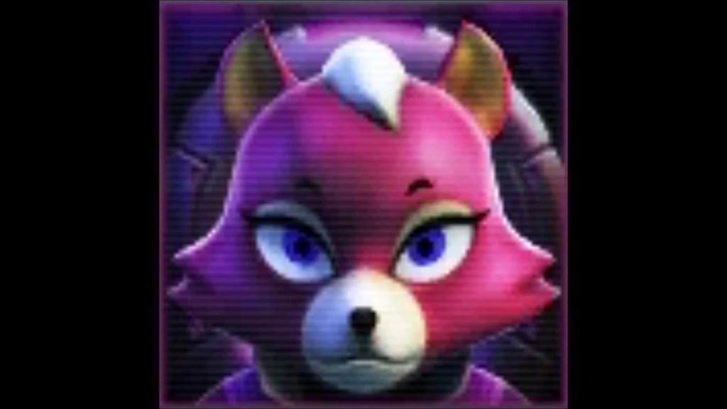 Katt Monroe-Star from Star Fox