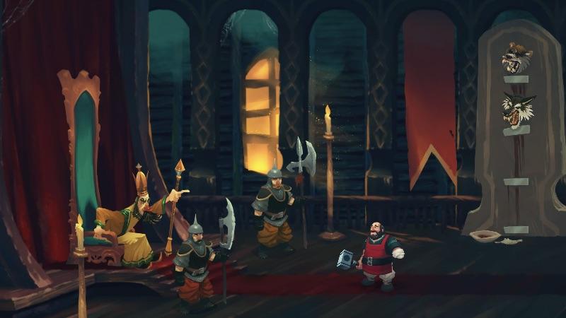 Yaga gameplay artwork