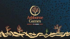 Ashborne Games logo