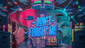 Don't Forget Me logo