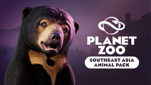 Planet Zoo Southeast Asia Animal Pack logo
