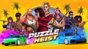 Puzzle Heist logo