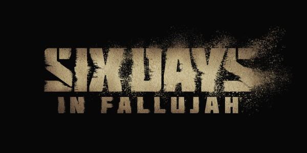 Six Days in Fallujah logo