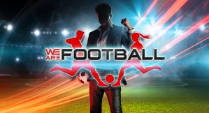 WE ARE FOOTBALL! logo