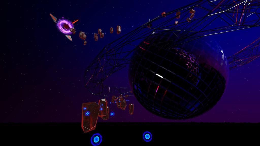 STRAYLIGHT gameplay screenshot