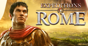 Expeditions Rome logo