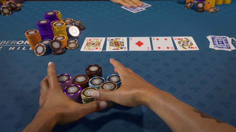 Poker Club The River update