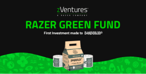 Razer Green Fund and Bambooloo banner
