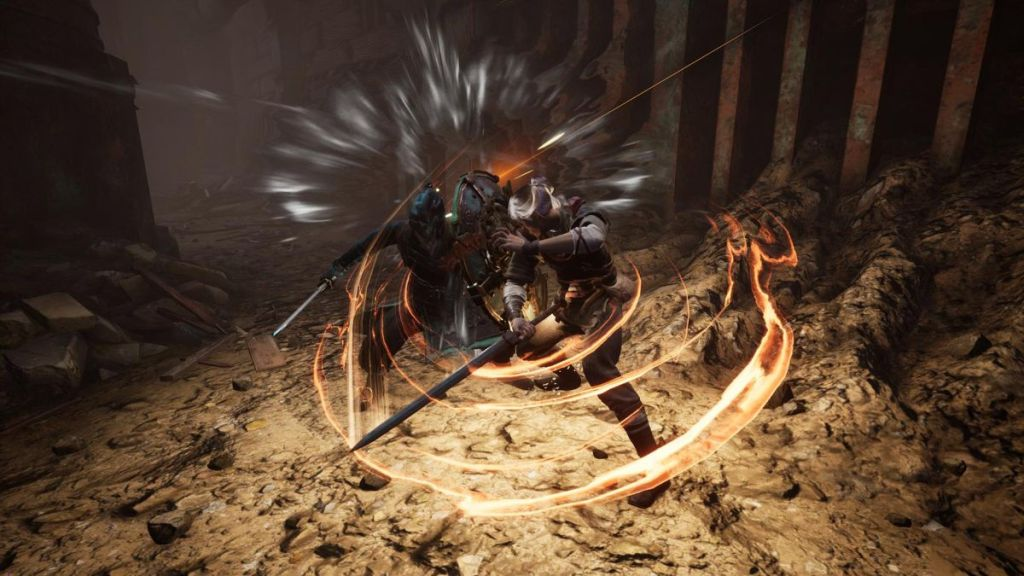 Xuan Yuan Sword 7 combat screenshot