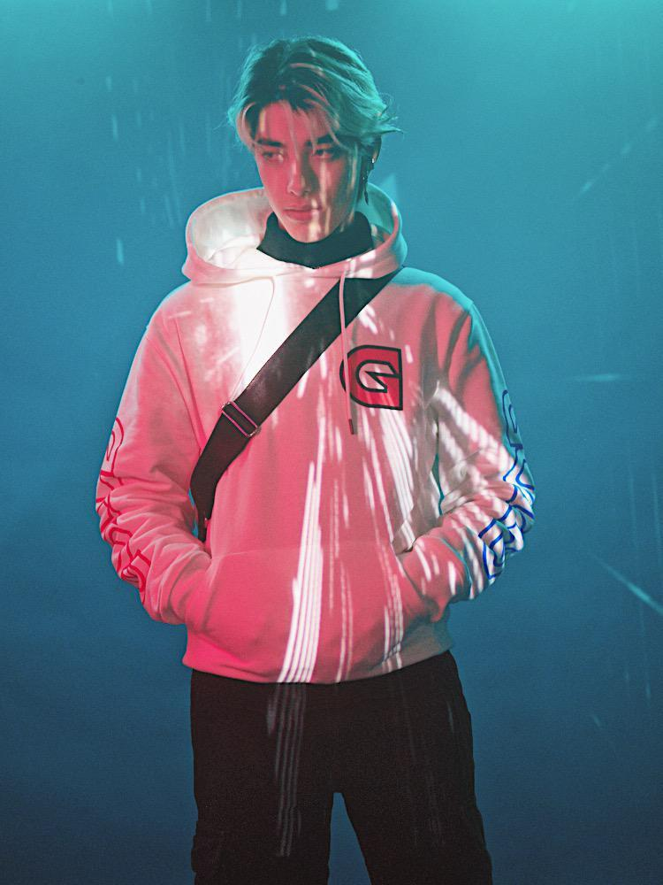 Guild Esports Core Apparel Collection - White Hoodie