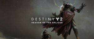 Destiny 2's Season of the Splicer logo