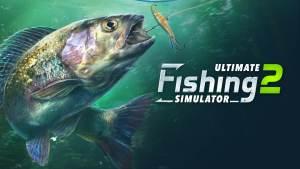 Ultimate Fishing Simulator 2 logo