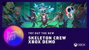 Skeleton Crew Logo
