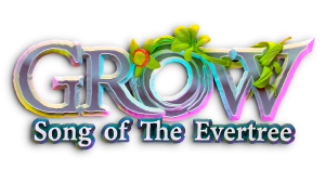 Grow: Song of the Evertree logo