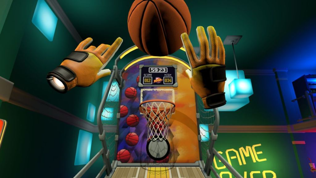 In da Hoop gameplay