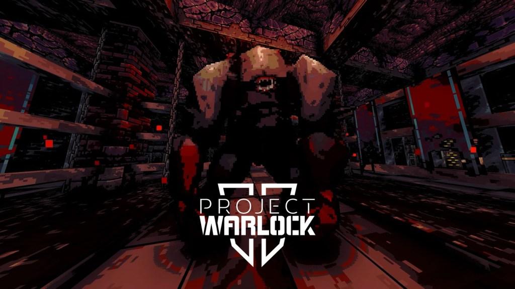 Project Warlock II logo