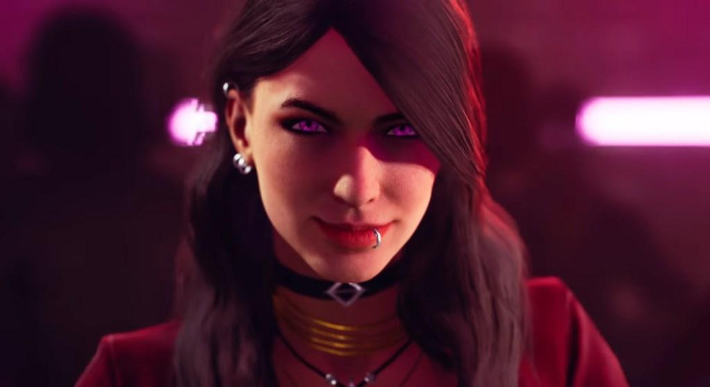 Vampire: The Masquerade Bloodlines 2 artwork