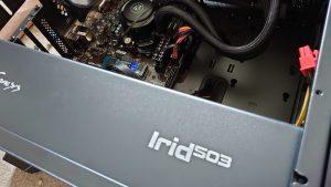 Genesis Irid 503 case