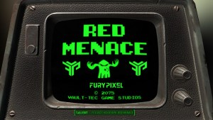 Fallout 4 Red Menace minigame