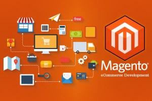 Magento eCommerce Development logo and artwork