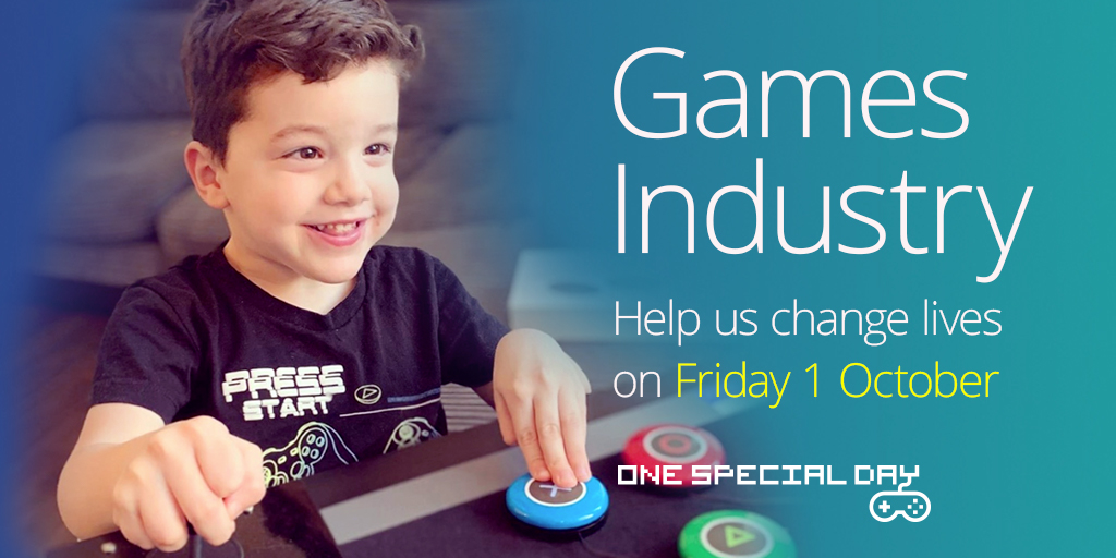 SpecialEffect One Special Day