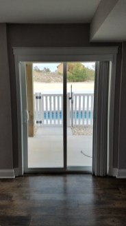 Wovenwood Averte Folding Door Open