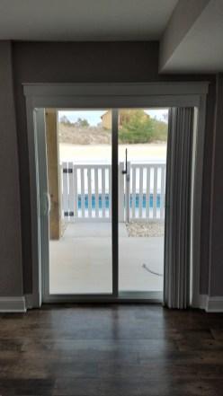 Wovenwood Averte Folding Door Open