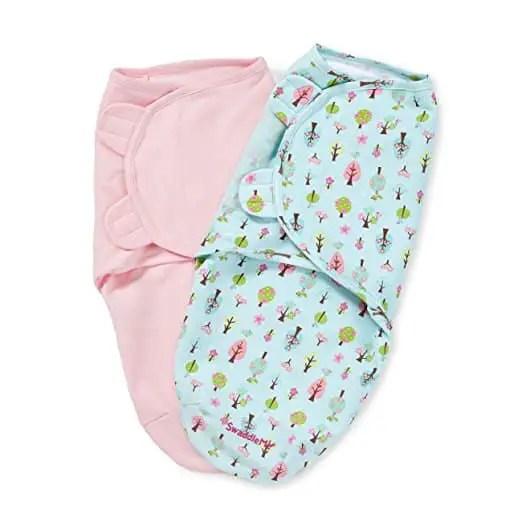 Summer Infant 2 Count Swaddleme Blanket