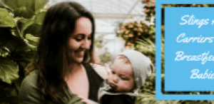 mom carrying baby header image